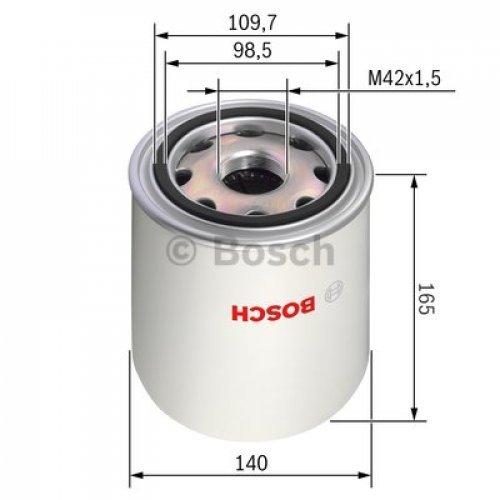 Preisvergleich Produktbild Bosch 0 986 628 256-Dörrautomat Luft,  Imp. Druckluft