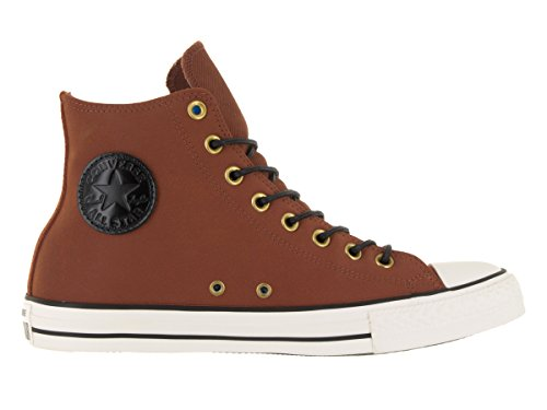 153807C CONVERSE SNEAKERS HIGH CAMEL yellow