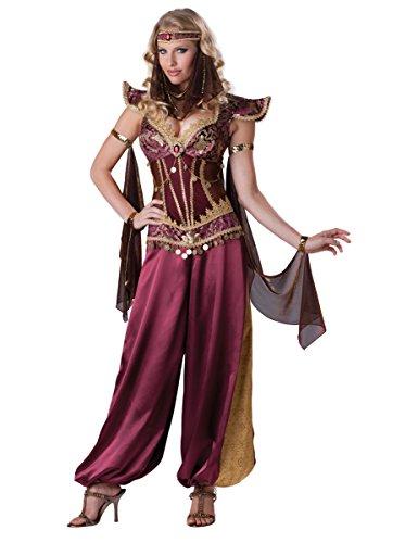 g als Wüstenprinzessin für Frauen S (Kostüme Rund Um Die Welt)