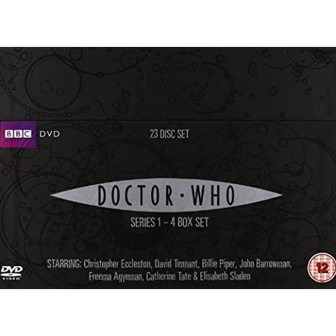 Doctor Who - Complete Series 1-4 Box Set