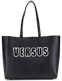 Versus Versace Femme FBD1378FSPDF428N Noir Cuir Sac Tote