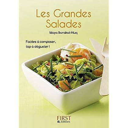 Le Petit livre de - Les Grandes Salades
