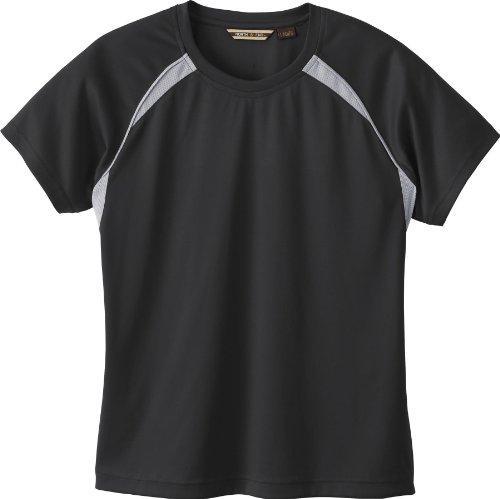 North End T-Shirt. 78068 de sport pour femme Noir - BLACK 703
