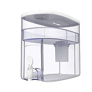 pH RECHARGE 1F - Distributeur d'eau filtrée - alcalinisant/ionisant - ph élevé - blanc - 12,5 l - 1