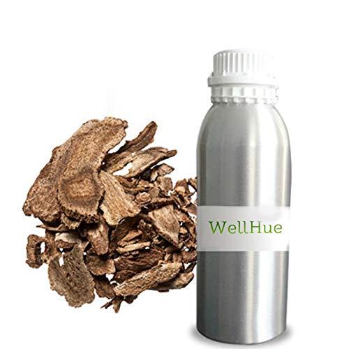 WellHue Costus Huile essentielle de racine 100% naturelle pour aromathérapie 5 ml à...
