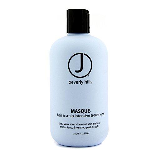 Feuchtigkeit Hair Masque (J Beverly Hills Masque hair&scalp intensive treatment 350 ml Spendet Feuchtigkeit & revitalisiert)