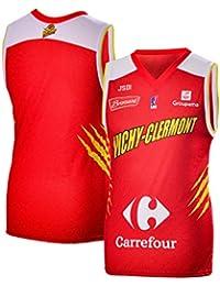 Vichy-Clermont - Camiseta de Baloncesto para niño (Temporada 2018-2019),