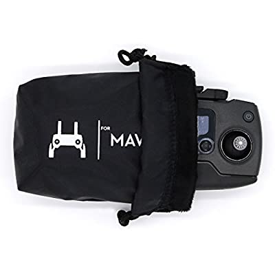 Penivo Protective Bag For DJI Mavic Pro Drone Waterproof Soft Combo Storage Pail Bag Carry Pouch for Remote Controller