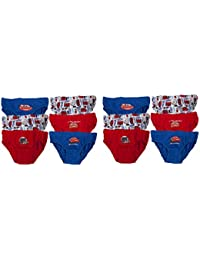 Disney Cars Lightning McQueen Boys Underwear Briefs Boxer Shorts 100% Cotton Elasticated Waist Kids Character Underpants Trunks Children Boxers Pants 3/6/12 Pairs Pack For Ages 1-8 Years