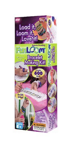 Fun Loom Bracelet Making Kit by Funloom