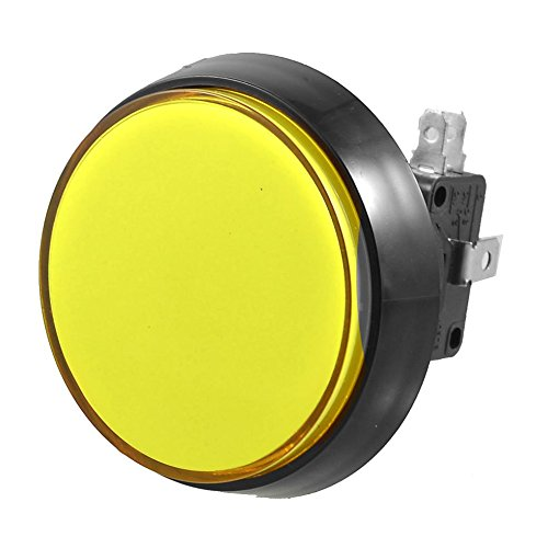 toogoor-arcade-game-52mm-yellow-illuminated-momentary-push-button-spdt-micro-switch