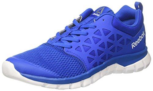 Reebok Herren Bd5536 Trail Runnins Sneakers Blau (Awesome E/black/white/pewter)