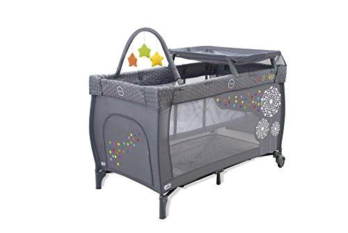 Asalvo Travel Mix Plus Dandelion cama para bebé