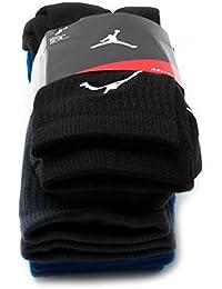 Jordan Nike Jumpman Dri-Fit Crew - Calcetines (3 unidades 8ea05cd6096