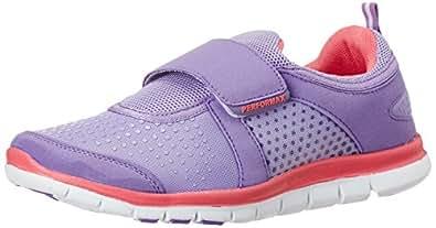 Performax Women's Purple and Pink Mesh Running Shoes - 7 UK