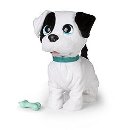 IMC Toys Bowie Kissing Puppy Club Petz, Cagnolino Affettuoso, Multicolore, 96899IM3