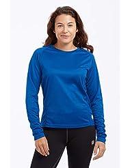 75cdb3266de8d Time To Run Favourite Haut séchage Rapide Tee-Shirt de Course/Exercice/Gym