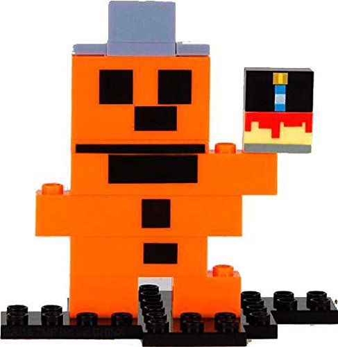 Image of McFarlane Toys Five Nights At Freddy's - Feddy 8-Bit Buidable Figure