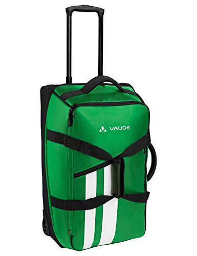 VAUDE Rotuma 65, Kompakter Trolley fürs Reisen, 65 l Reisegepäck, Apple Green, one Size