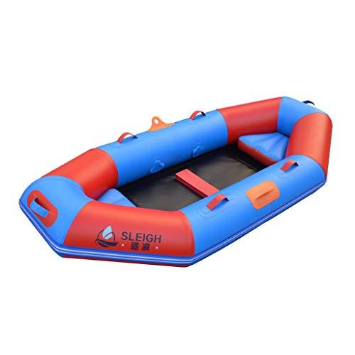 Juego de Kayak Inflable para 2 Personas con Bote Inflable, 2 Cojines...