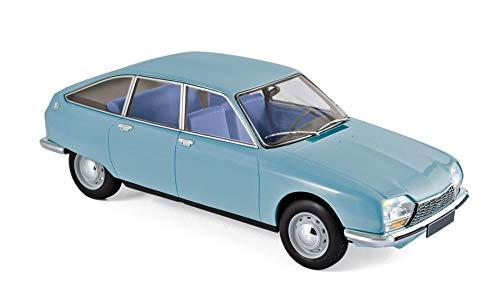 Norev 181625 - Coche en Miniatura de colección, Color Azul