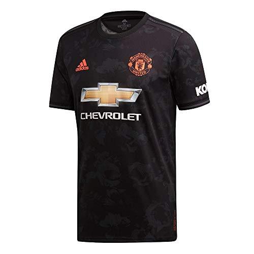 adidas Herren MUFC 3 JSY T-Shirt, Black, M