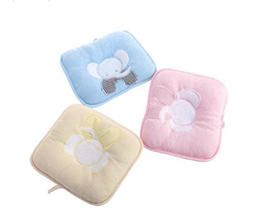 Preisvergleich Produktbild haahaha Cute Elefant Baby Infant Kissen verhindert flachen Kopf