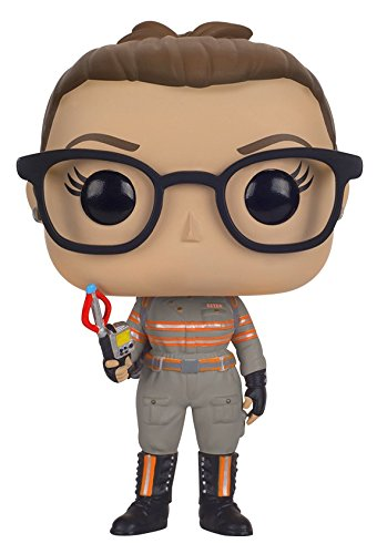 FunKo 7623 - Pop Movies, Ghostbusters - Abby Yates, Aktionfigur-Speilzeug