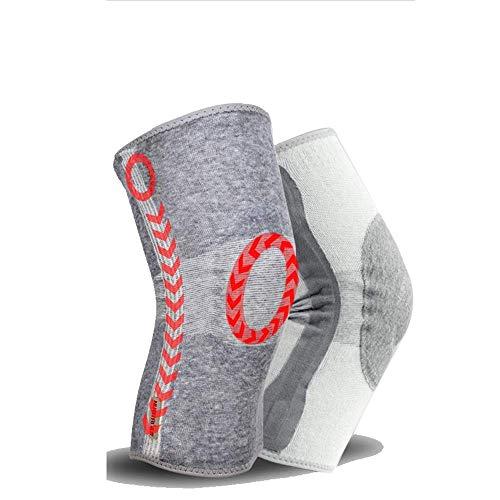 HEMFV Espesar rodilleras térmicas Calentadores piernas