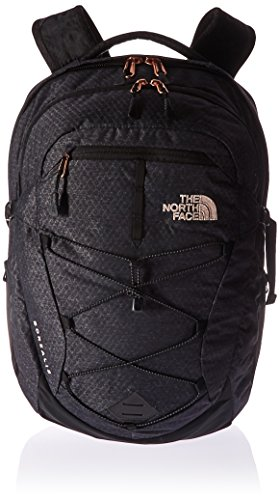 the-north-face-damen-borealis-rucksack-tnf-black-heather-std-rose-gold-one-size