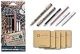Sakura Pigma Micron penne Zentangle artista set di strumenti ZTGZ-03