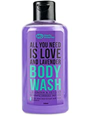 Happily Unmarried Body Wash Lavender and Vetiver 200ml