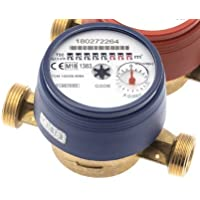 Contatore acqua a quadrante asciutto BMeters GSD5 1/2''