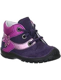 Superfit7-00327-54 Softtippo - zapatos con cordones Niñas