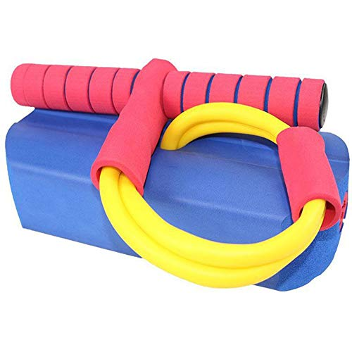 Sponsi Schaumstoff-Pogo-Pullover für Kinder, Spaß und Sicherheit Pogo-Stick Durable Schaumstoff und Bungee-Pullover für Kinder ab 2 Jahren -