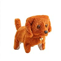 Electronic Pet Dog, Music Light Robotic Electronic Walking Pet Dog Puppy Kids Sound Soft Toys Gift - Compare prices on radiocontrollers.eu