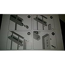 Reer ZKB Basis-Kit für Türschutzgitter