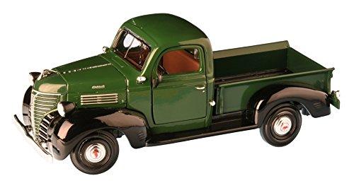 Motor Max MM73234MG - 1940 Ford Pickup, Fahrzeug, metallicgrün (Pick 1940)