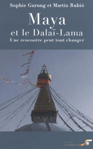 Maya et le Dala-Lama