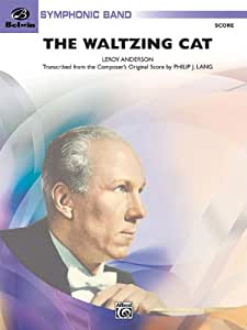 ALFRED PUBLISHING ANDERSON LEROY - THE WALTZING CAT - SYMPHONIC WIND BAND