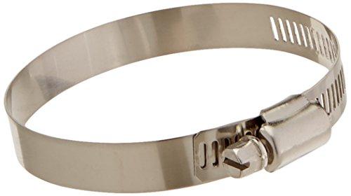Cut Out Design Verstellbare Edelstahl 52-76mm Worm Gear Schlauchschelle 3PCS Cut Out Band