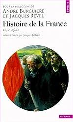 HISTOIRE DE LA FRANCE T.5