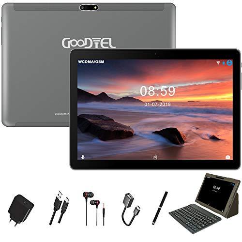GOODTEL Tablet 10 Pulgadas Full HD Android 8.1 Tablet