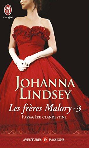 Les frères Malory (Tome 3) - Passagère clandestine (J'ai lu Aventures & Passions t. 3778)
