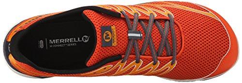 Merrell Bare Access 4, Scarpe da Trail Running Uomo Arancione (Merrell Orange)