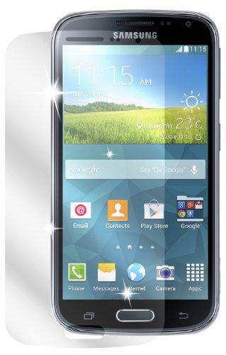 Ecultor I 6x Schutzfolie klar passend für Samsung Galaxy K Zoom Folie Bildschirmschutzfolie