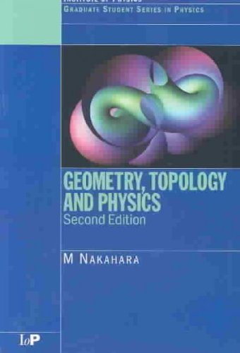 (Geometry, Topology and Physics, Second Edition (Revised)) By Nakahara, M. (Author) Paperback on (06 , 2003)