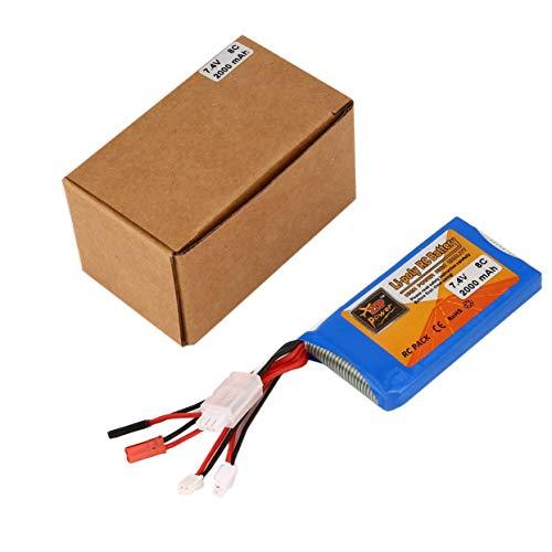 LoveOlvidoE X7 batería Recargable de Control Remoto Li-Poly...