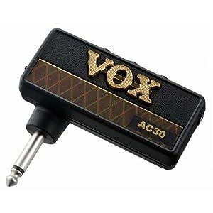 MINI AMPLIFICATORE CUFFIE PER CHITARRA VOX Amplug AC30