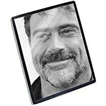 JEFFREY DEAN MORGAN - Original Art Mouse Mat (Signed by the Artist) #js002